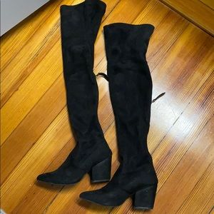 NNG Over the Knee Boots *Goodnight Macaroon Dupe